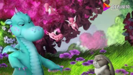 小公主苏菲亚:大灰兔为克莱克唱情歌,太浪漫了,克莱克却逃避!