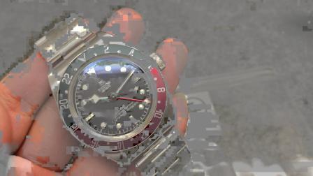 ZF 碧湾系列 M79830RB GMT 红蓝圈 2018巴塞尔钟表展新品
