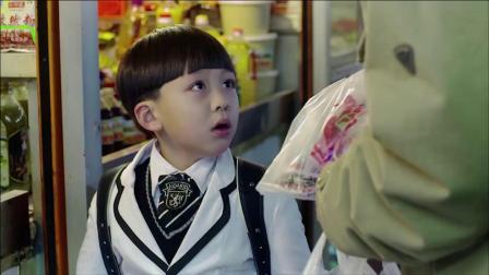 小爸爸:夏天想吃料理不想吃中餐,结果被爷爷一碗烧糊的炸酱面直接征服