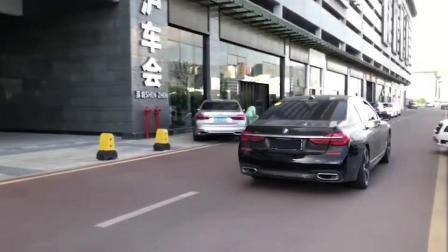 【沪车会•沪服务】 宝马740 Repose中尾段排气上车,怒吼的声浪