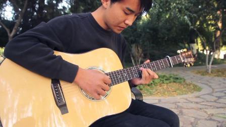 <橙音乐吉他>潘潘老师演奏《Distance》