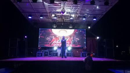 2018年11月7日演出邯郸市朝阳歌舞团