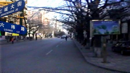 丹东市三,四马路整体动迁前景像.     天骄影视