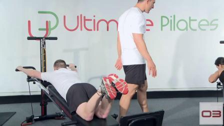 20分钟pilates reformer GTS引力健身训练教学