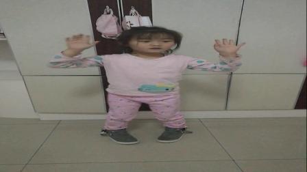 舞蹈小跳蛙