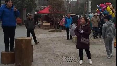 太极拳发源地~河南省焦作市温县陈家沟村