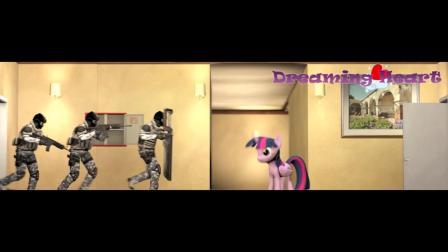 [b站转载]【SFMMLP】小马任意门2(Doors 2)合作动画(av5263611)