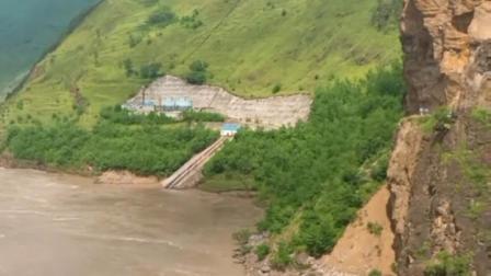 云南巧家县《葫芦口金沙江大桥》