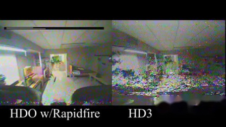 ImmersionRC RapidFire Vs. La Forge