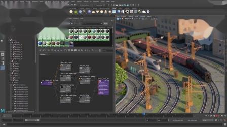 V-Ray Next for Maya IPR — Playblast