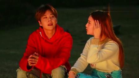 《那抹星光》花絮:心心念念的吻戏来了,徐海乔和孟子义真的亲了
