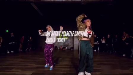 【vhiphop.com】Rie Hata & Ysabelle Capitule 编舞 Money