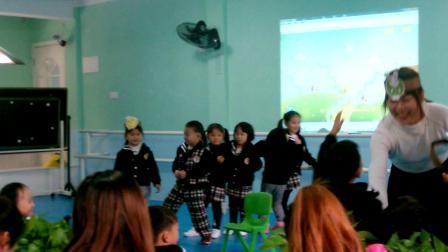 """国培计划(2018)—鹤城区""""送教下乡""""幼儿园教师培训(B206)研课磨课音乐活动《森林狂想曲》"""