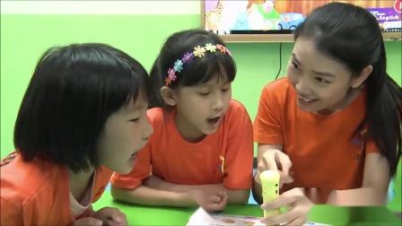 TK英语线下课堂的师生互动