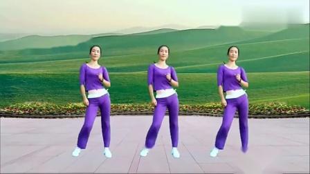 动感甩脂《收腹健身操》每天坚持半小时,收获你想要的健康