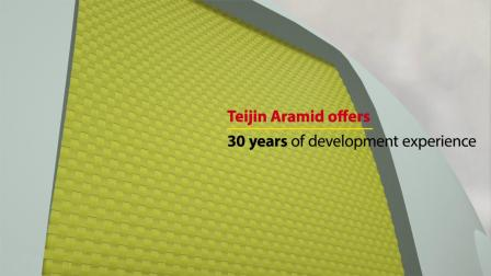 帝人芳纶防弹头盔 - The benefits of Twaron aramid for ballistic helmets
