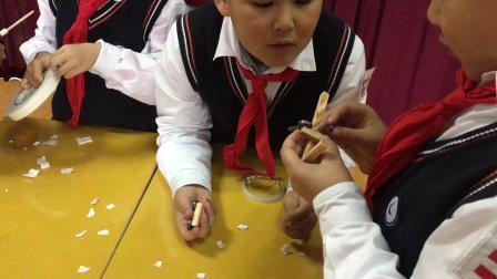 【闵行区】北桥小学《磁悬浮-科普情景剧》