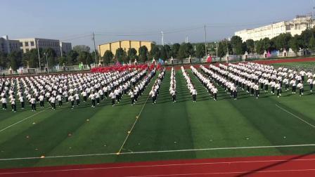 扬州教育精致管理现场会高邮市外国语学校现场