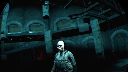 小毓游戏实况解说ps4 VR射击大作《直到黎明:血奔VR》初体验 第四期