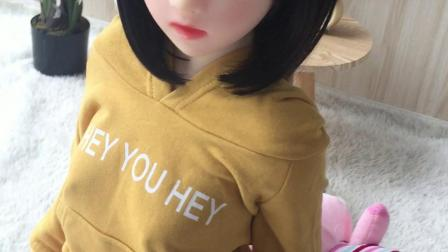 Yoshiko-Jarliet mini baby silicone sex doll