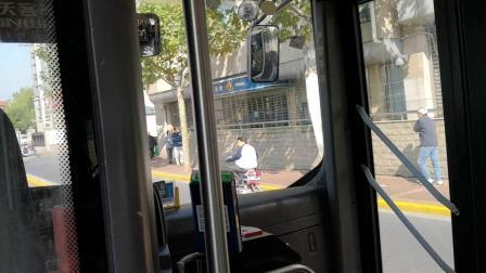 上海公交856路S2P-0406大渡河路北石路->桃浦路真光路2018.11.09(已绝版)