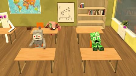 我的世界动画-么哒挑战-Ditzy Animations