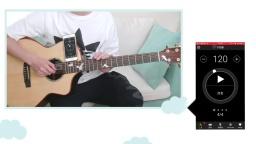 第六课 吉他基础教学之手指练习以及节拍器的使用【星暴音乐】