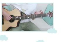 第十一课  分解和弦弹唱《温柔》吉他基础教学【星暴音乐】