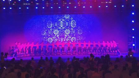 广东工业大学60周年校庆仪式表演——《染天蓝》