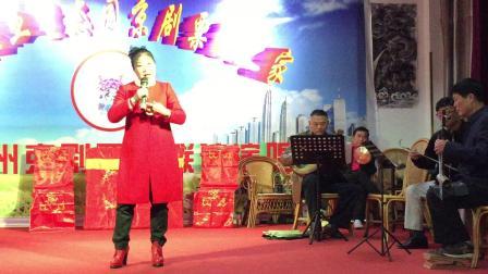 滁州行池州京剧票友方桂英唱(红娘)小姐多丰彩