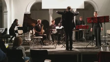 Jobst Liebrecht : Salivation Army 19_17(2016) für Sopran und Ensemble