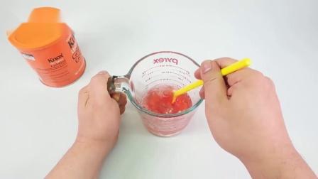果冻软糖小熊 DIY熊胆砖!