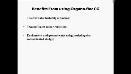 WaterChem Pte Ltd Organo-floc Malaysia WTP1