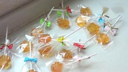 想吃棒棒糖不用买_教你在家简单做_干净卫生无添加_孩子超爱吃