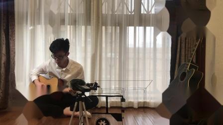 林俊杰-《修炼爱情》-吉他指弹