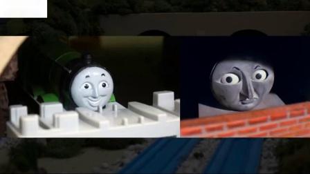 戈登的车祸亨利拯救托马斯和朋友夹比较