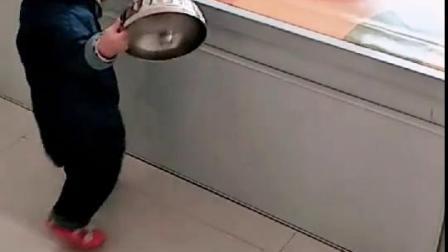 妈妈测试1岁宝宝智商,结局笑死人了