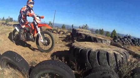 EnduroCross Training_ KTM 200 EXC