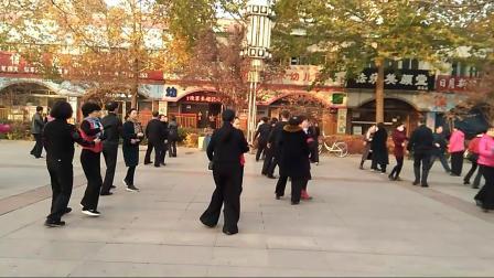 河北滦州市舞蹈协会蹦四步舞口令教学VID_20181112_074615(0)