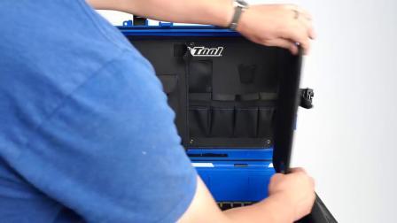 Park Tool BX-3 拉杆式维修工具箱