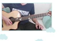 第十四课 扫弦弹唱《爱要坦荡荡》吉他弹唱教学【星暴音乐】