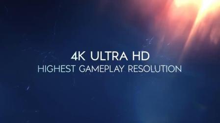 【电玩巴士】《战地V》Xbox One X效果加强宣传片