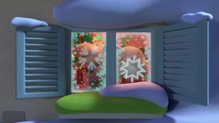 欧美第一幼儿启蒙认知动画《缇娜托尼》剧情版预告片