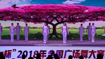 全国广场舞大赛总决赛获奖节目:快乐舞步