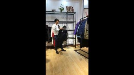 杭州品牌折扣女装批发 瑞琳珈娜专柜女装尾货库存