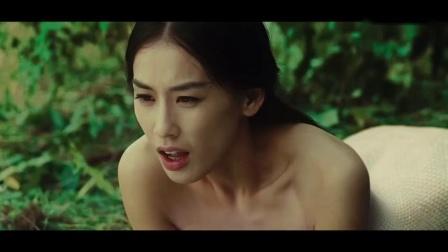 电影版《白蛇传》里黄圣依和蔡卓妍半人半蛇的造型鸡皮疙瘩掉一地