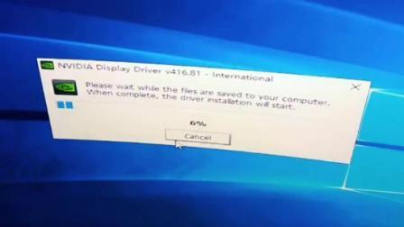 N卡驱动安装视频