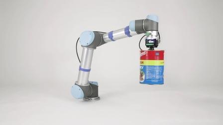 piCOBOT® – 小巧、强劲,随时可与工人和协作机器人协同工作 – Piab