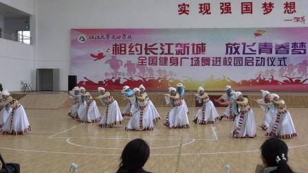 全国广场舞大赛总决赛获奖节目:天路