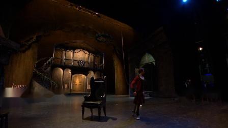 芭蕾舞剧《仙女》La Sylphide 2018.11.11莫斯科大剧院